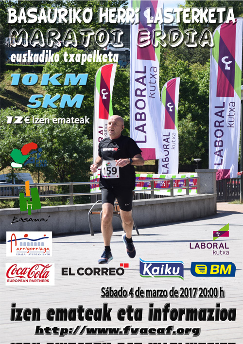 Media Maratón Basauri